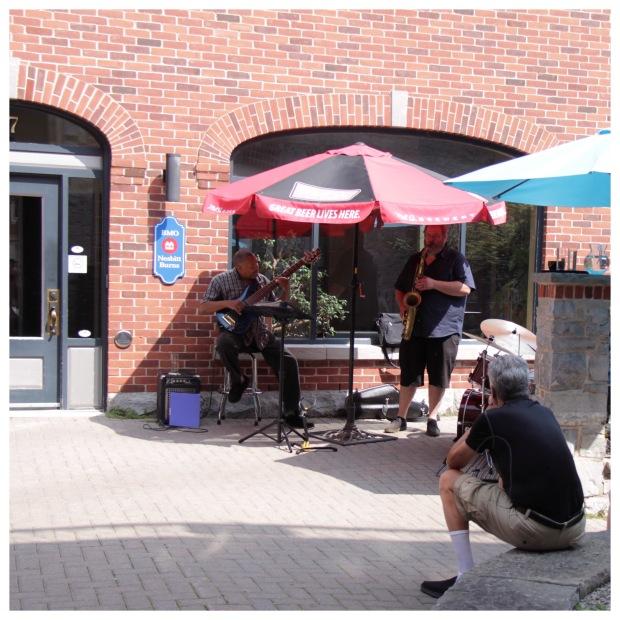 Kingston, Ontario, Canada, flower market, flowers, historic Kingston, tour, trolley rides, beautiful city, fun places to visit, jazz, festival, summer festival, limestone city blues festival,