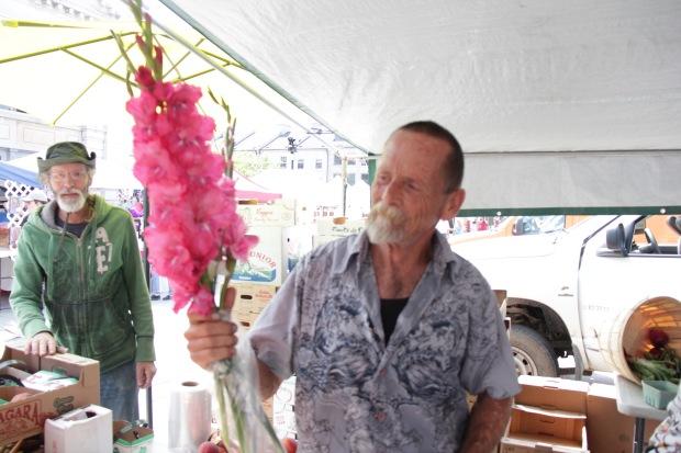 Kingston, Ontario, Canada, flower market, flowers, historic Kingston, tour, trolley rides, beautiful city, fun places to visit, jazz, festival, summer festival, limestone city blues festival